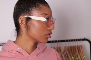 Open image in slideshow, Bubblegum Sunglasses - Onyx Street Boutique