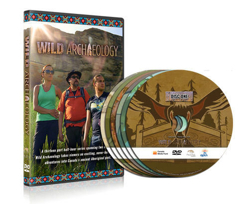 Wild Archaeology - Season 1 DVD Boxset
