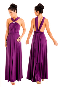 Lucy and Loo Convertible Maxi Dress - Display Stock