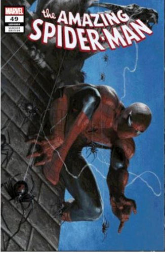 AMAZING SPIDER-MAN #49 DELL OTTO EXCLUSIVE