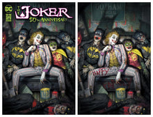 Load image into Gallery viewer, JOKER 80TH ANNIVERSARY #1 BROWN EXCLUSIVE