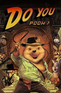 DO YOU POOH? INDIANA JONES DPCC EXCLUSIVE TRADE