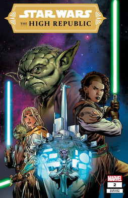 STAR WARS HIGH REPUBLIC #2 PAGULAYAN EXCLUSIVE