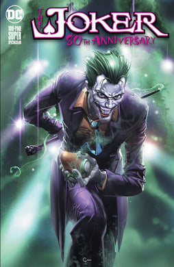 JOKER 80TH #1 CRAIN EXCLUSIVE