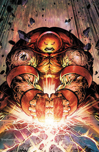 JUGGERNAUT #1 KIRKHAM EXCLUSIVE