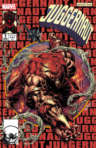 JUGGERNAUT #1 HOTZ EXCLUSIVE