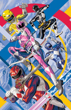 Load image into Gallery viewer, MIGHTY MORPHIN #1 / POWER RANGERS #1 MORRIS EXCLUSIVE