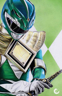 MIGHTY MORPHIN POWER RANGERS #50 EXCLUSIVE