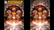 Load image into Gallery viewer, JUGGERNAUT #1 KIRKHAM EXCLUSIVE