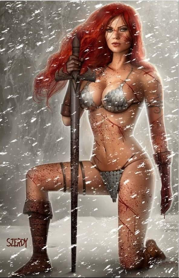 RED SONJA: AGE OF CHAOS #2 SZERDY EXCLUSIVE