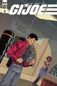 GI JOE #10 10 COPY INCV TINTO (NET)