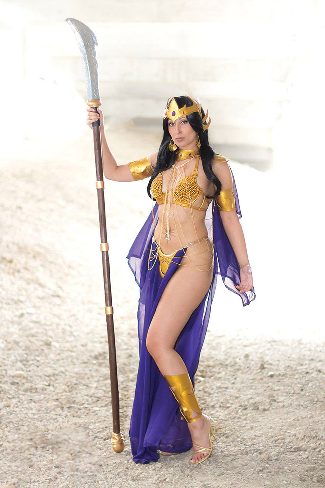 DEJAH THORIS (2019) #10 30 COPY TASHA UK COSPLAY VIRGIN INCV (REL 02/10/2021)