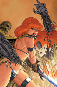 RED SONJA THE SUPERPOWERS #2 25 COPY KANO VIRGIN INCV (REL 02/10/2021)