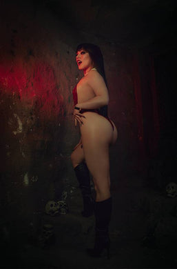 VAMPIRELLA DARK POWERS #5 35 COPY COSPLAY VIRGIN INCV
