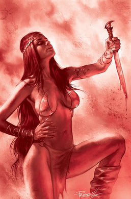 DEJAH THORIS (2019) #12 21 COPY PARRILLO TINT VIRGIN RED FOC