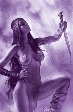 DEJAH THORIS (2019) #12 25 COPY PARRILLO TINT VIRGIN PURPLE