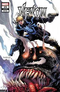 VENOM #29 KIRKHAM SECRET EXCLUSIVE