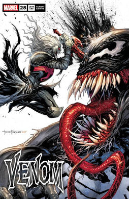 VENOM #28 KIRKHAM SECRET EXCLUSIVE