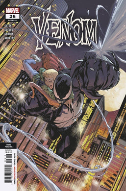 VENOM #26 KIRKHAM EXCLUSIVE