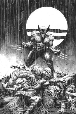 WOLVERINE #1 DALLAS FAN EXPO NGU EXCLUSIVE