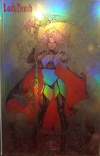 Load image into Gallery viewer, LADY DEATH TREACHEROUS INFAMY #1: HOLO FOIL