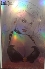 Load image into Gallery viewer, LADY DEATH SWIMSUIT #1: HOLO FOIL EDITION
