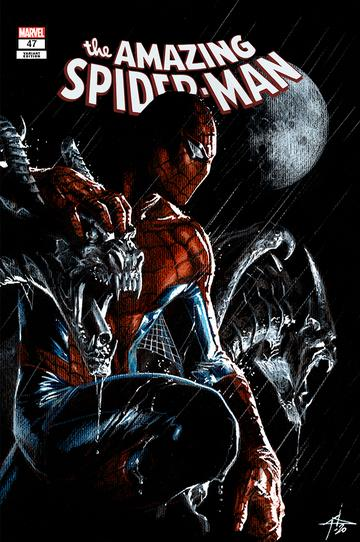 AMAZING SPIDER-MAN #47 DELL OTTO EXCLUSIVE