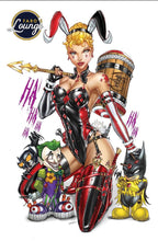 Load image into Gallery viewer, FARO'S LOUNGE TYNDALL HARLEY QUINN EXCLUSIVE