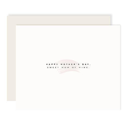 SWEET MOM OF MINE CARD - StudioRA Boutique