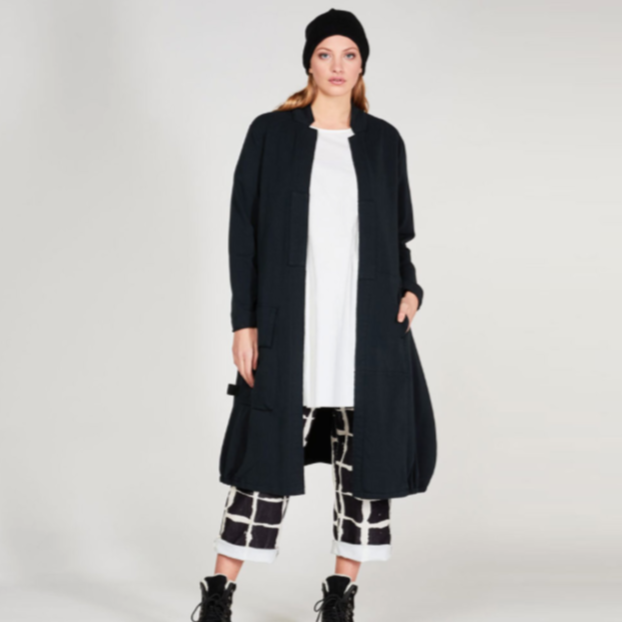 BACI 3 BTN DUSTER - StudioRA Boutique