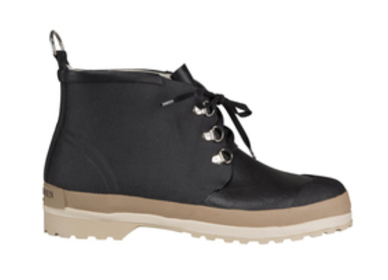 IJ LACE UP ANKLE BOOT