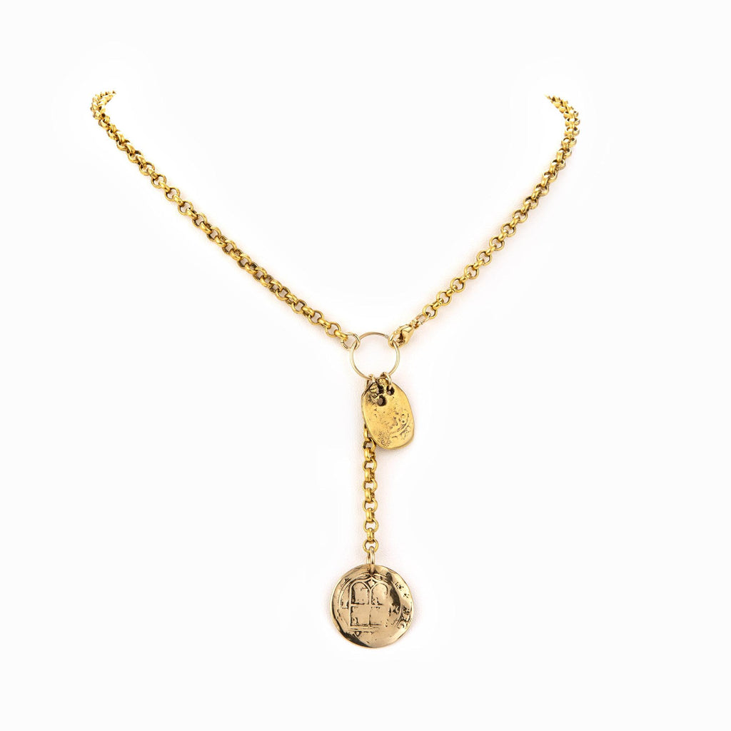 T&T Emberly Necklace - StudioRA Boutique