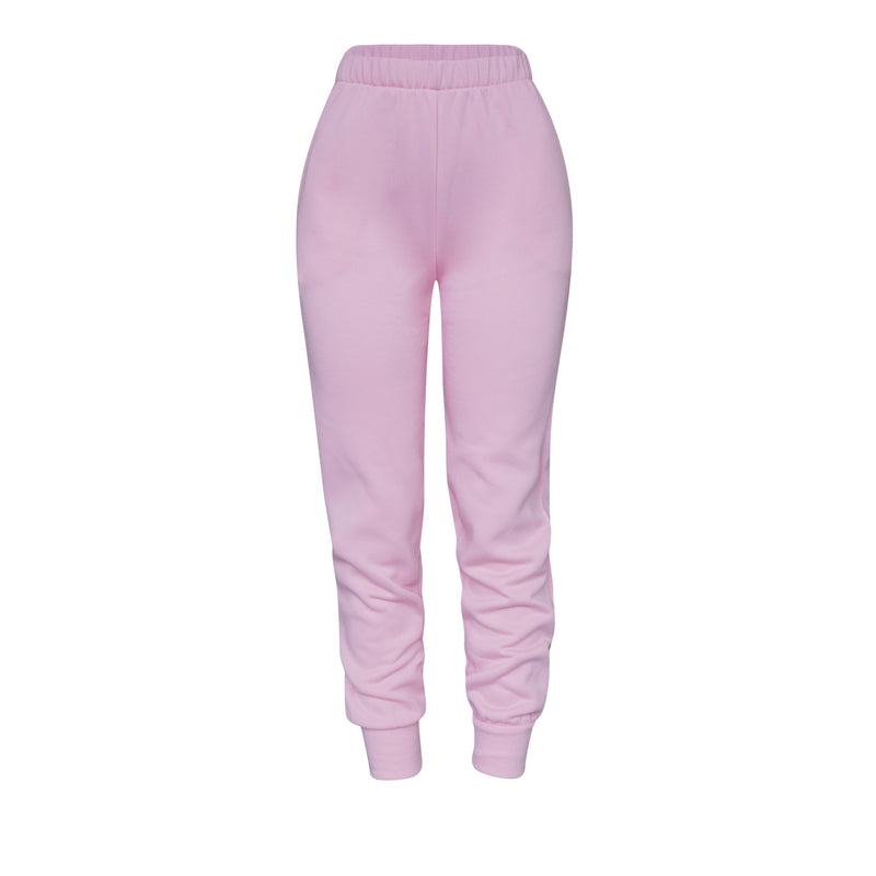 Playsuit Pant In Baby Pink