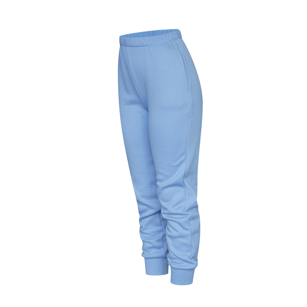 Playsuit Pant In Baby Blue