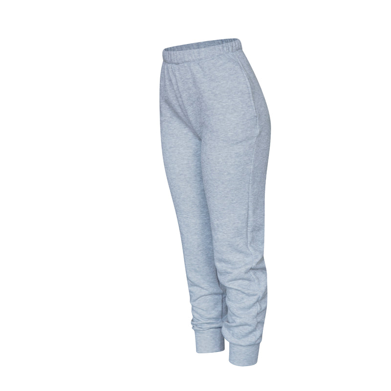 Playsuit Pant In Heather Gray