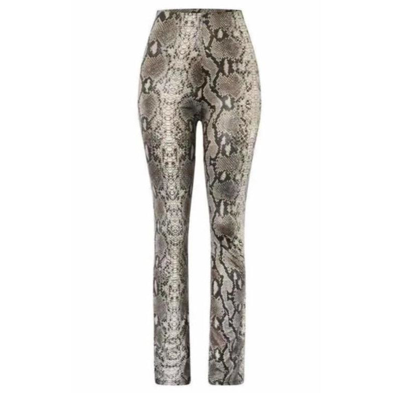 Luxe Snakeskin Pant