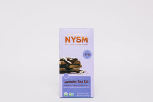 Lavender Sea Salt Bar