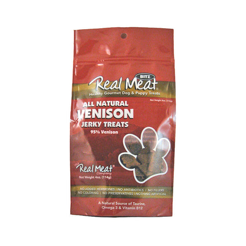 Real Meat Treats - Venison