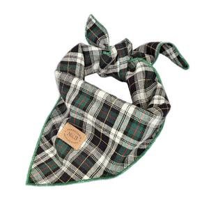 Harrington Plaid Bandana