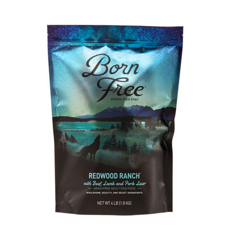 Born Free - Redwood Ranch
