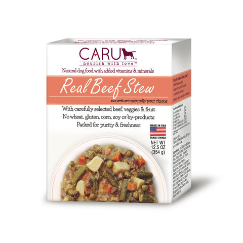Caru - Real Beef Stew