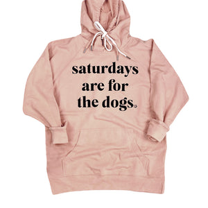 Saturdays Are For The Dogs Hoodie