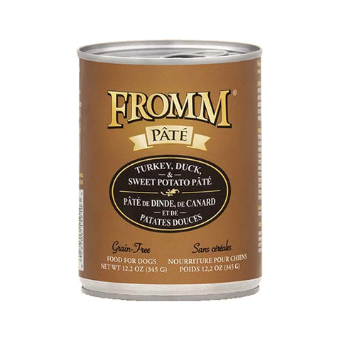 Fromm - Turkey & Duck Pâté