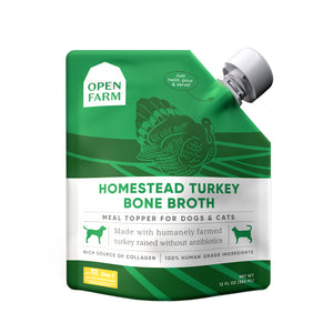 Open Farm Turkey Broth