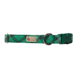 Irish Plaid Collar