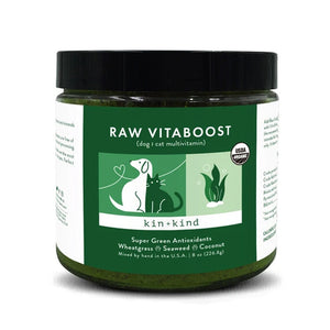 Kin+Kind Raw VitaBoost