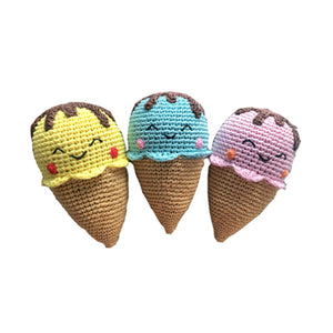 Knit Ice Cream Cone