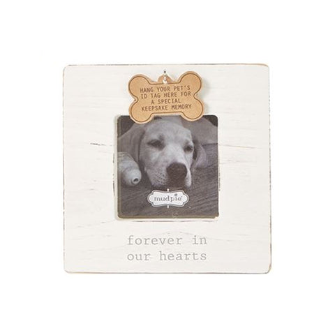 Dog Tag Frame