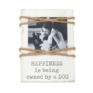 Happiness Twine Frame