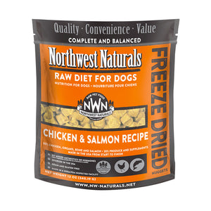 Freeze Dried Chicken & Salmon Recipe